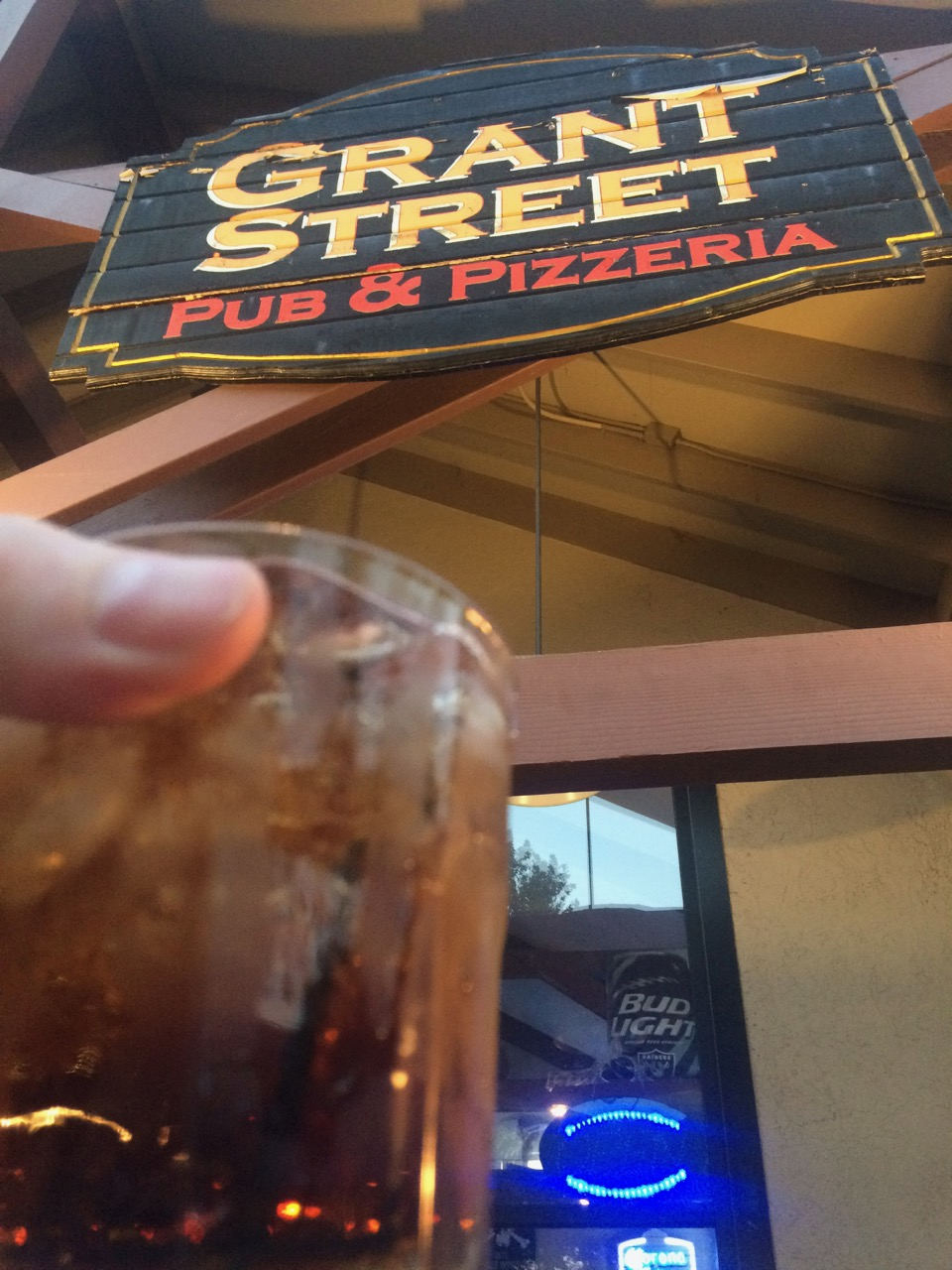 Jack and Cokes at Grant Street: Concord CA – August 4 2017