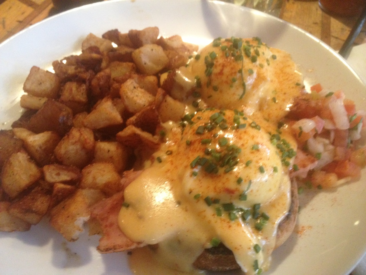 Breakfast at Peso's Kitchen - February 16 2013