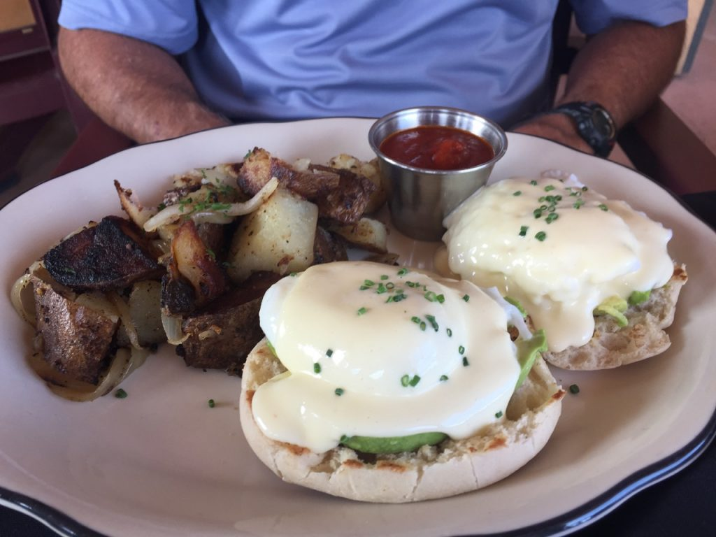 Brunch at The Landing Bistro – June 18 2017