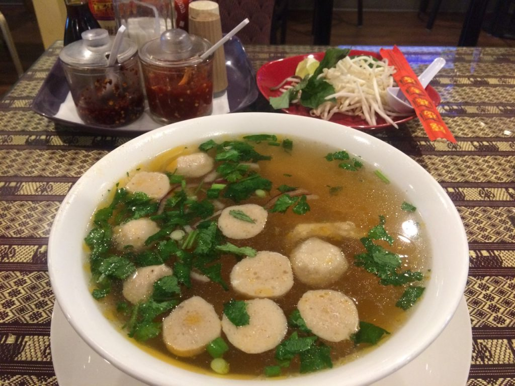 Chicken Pho at Bangkok – September 29 2016