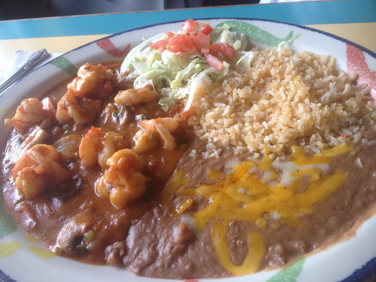 El Chapala - Mexican Restaurant Lounge & Grill - September 28 2012