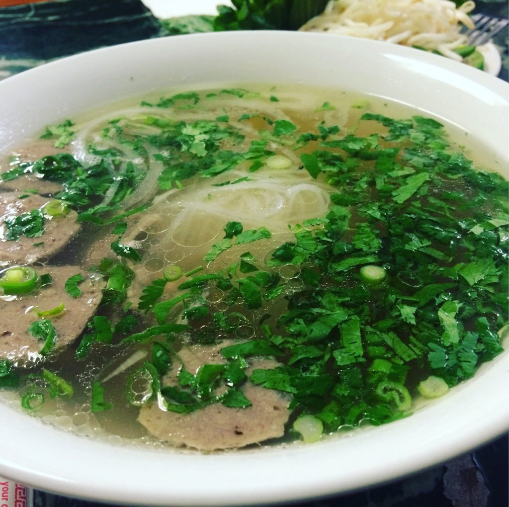 A Great Bowl of Beef Pho at Columbia Market Pasco – September 22 2017