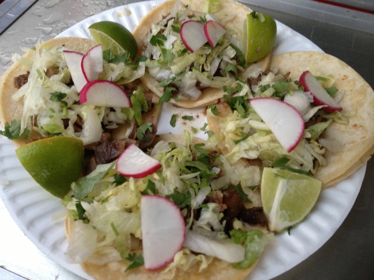 El Fatcat Grill Tacos – September 18 2013