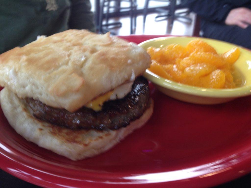 Breakfast at Holy Mac and Deli – January 24 2015