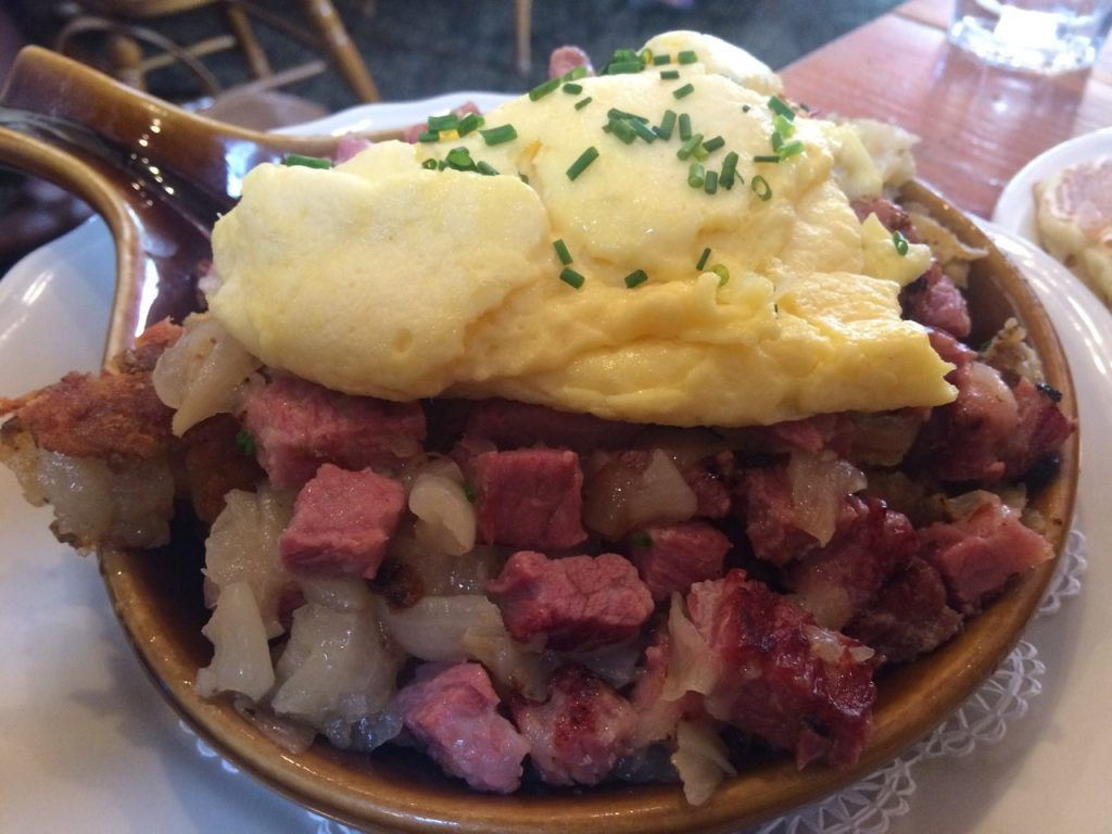 A Huge Breakfast at Maple Counter Cafe – September 3 2017