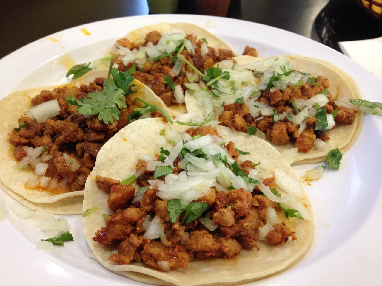 Tacos at The Alley – January 13 2014