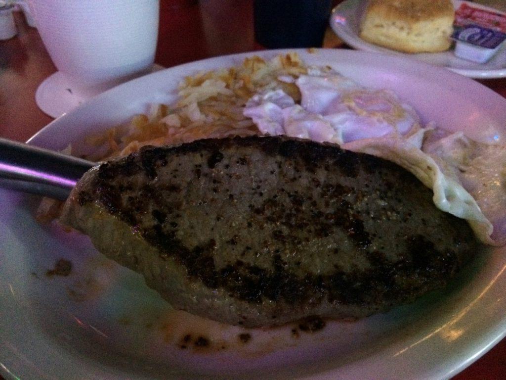 Steak & Eggs at Uncle Sam's – September 23 2017