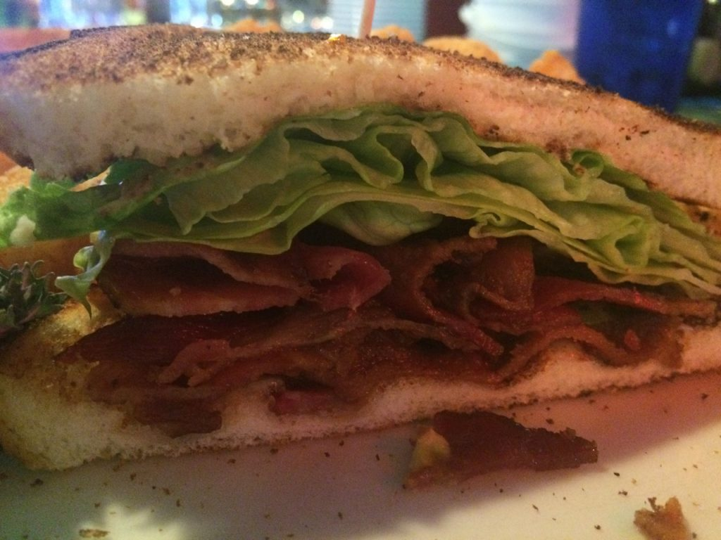 BLT at Uncle Sam's Saloon – January 10 2016