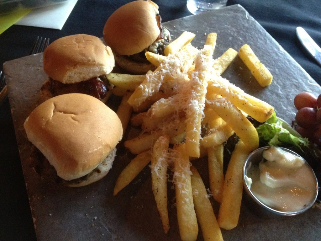 Sliders at Veritas – August 19 2012