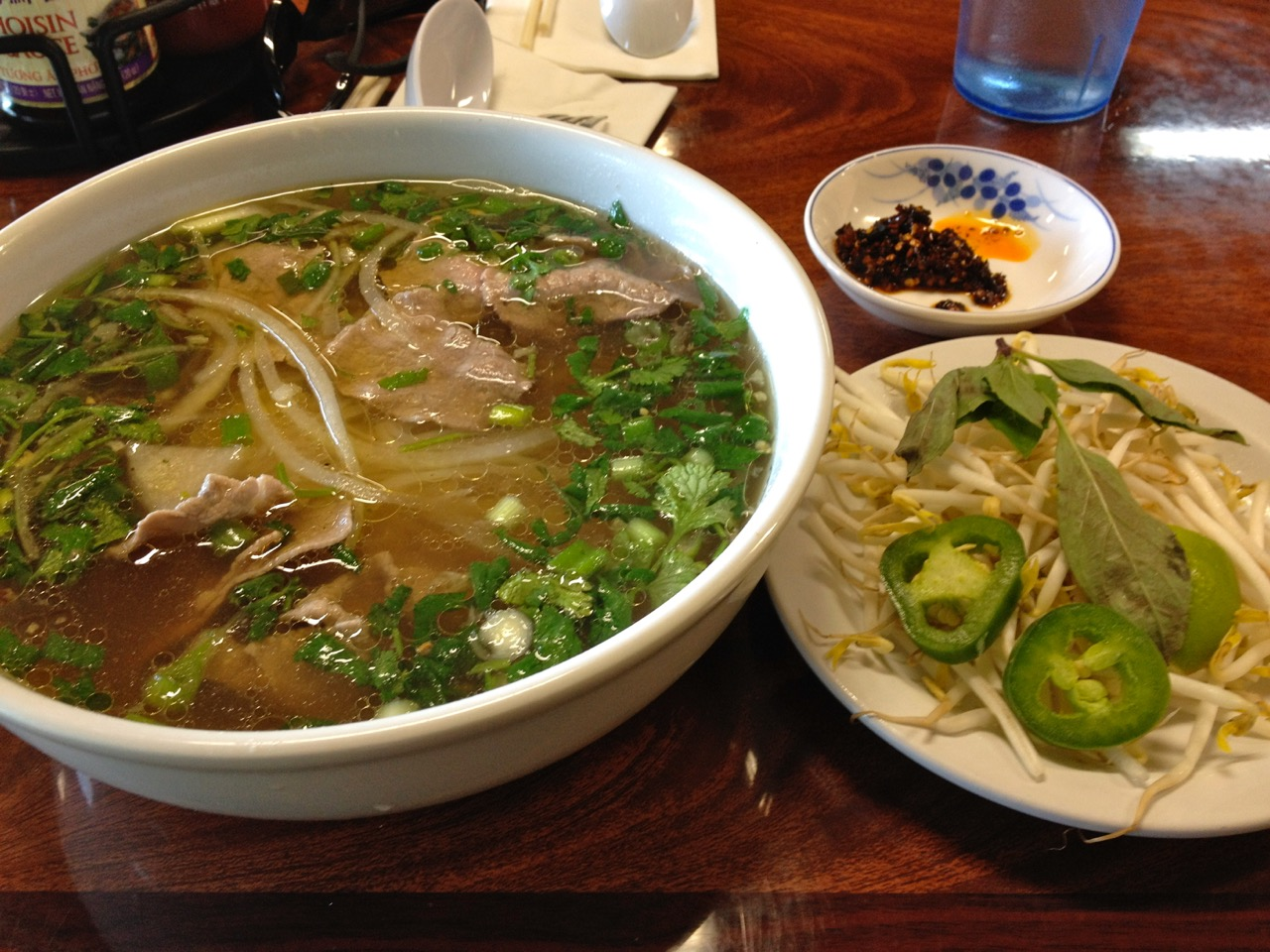 Pho at Yummie Pho – January 24 2012