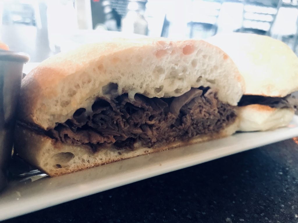 The French Dip at Fat Olives in Richland – February 19 2018