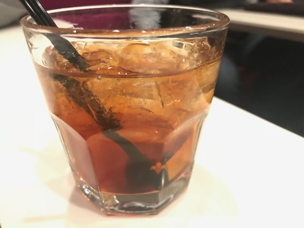 An Old Fashioned in Fargo, North Dakota - March 8 2018