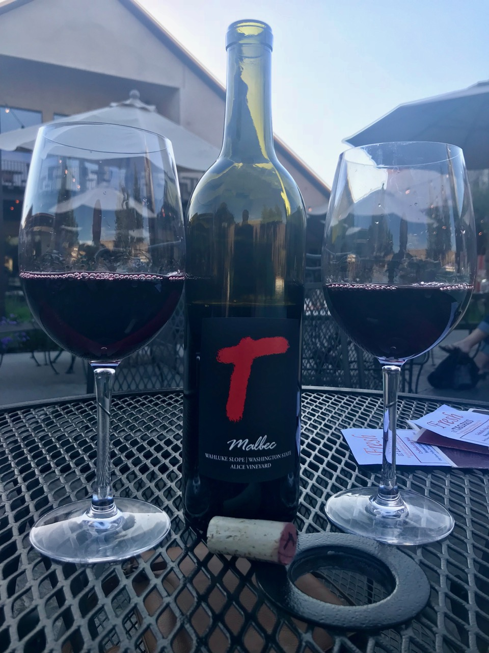 A Night Out at Tagaris Winery in Richland - July 12 2019