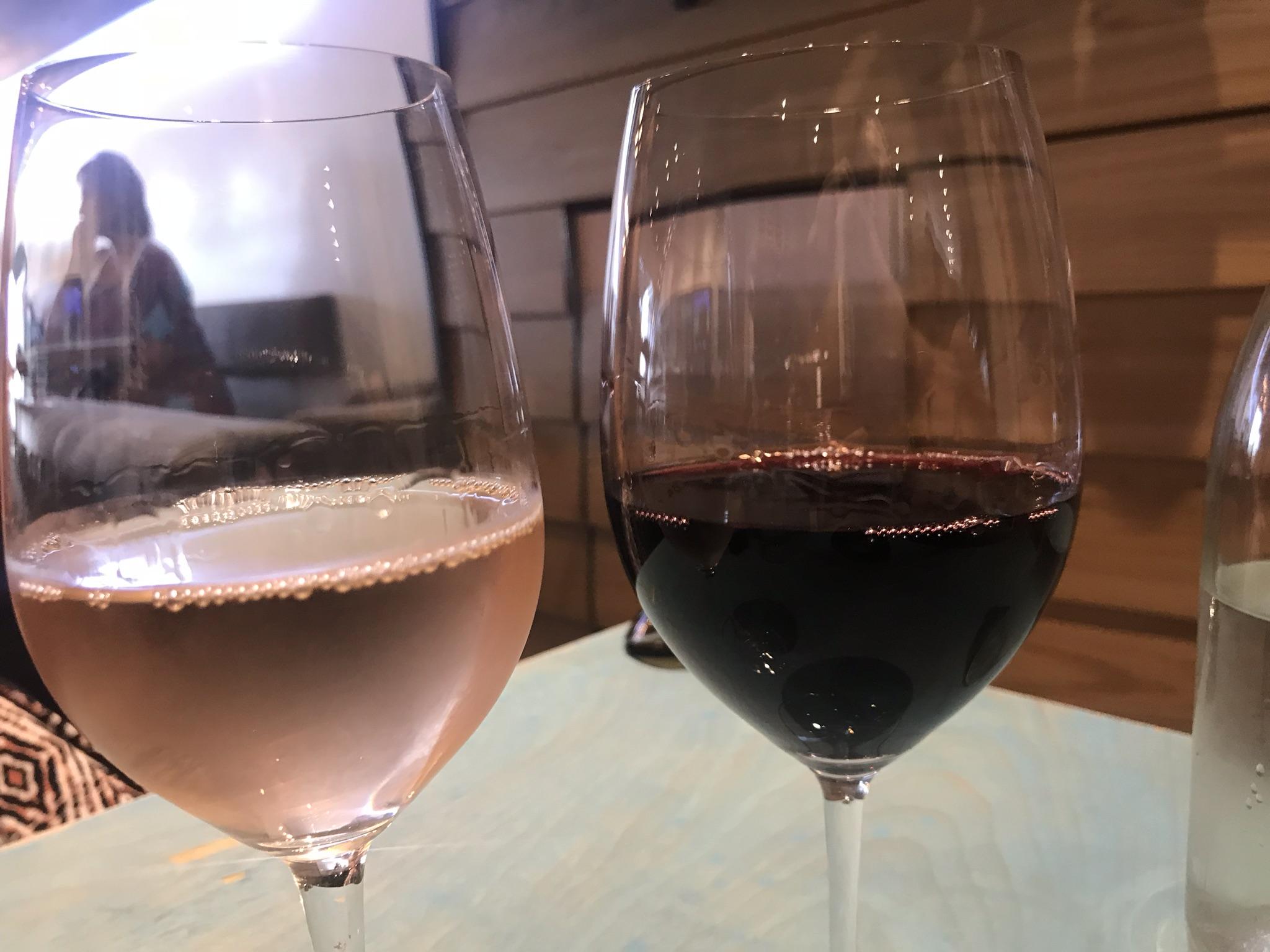 Wine at Nectar in Spokane – July 29 2018