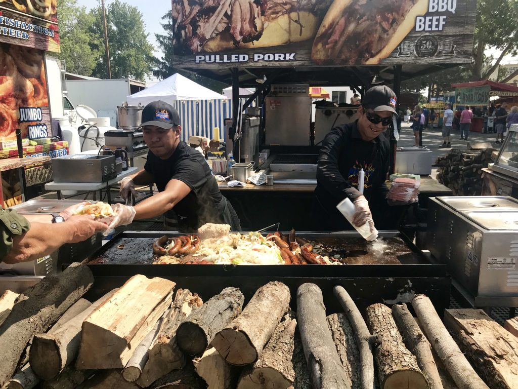 Upcoming $2 Bites at the Benton Franklin County Fair Kennewick – August 21 2018