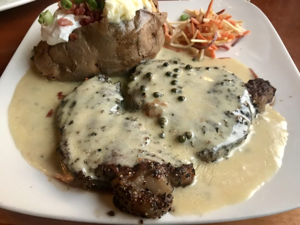 Mom's Birthday Dinner at Cedars in Kennewick – September 6 2018