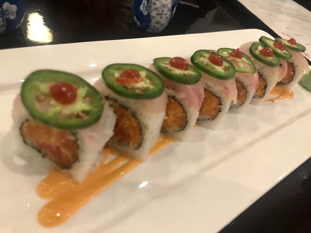 Nikko Sushi in Pasco – November 16 2018