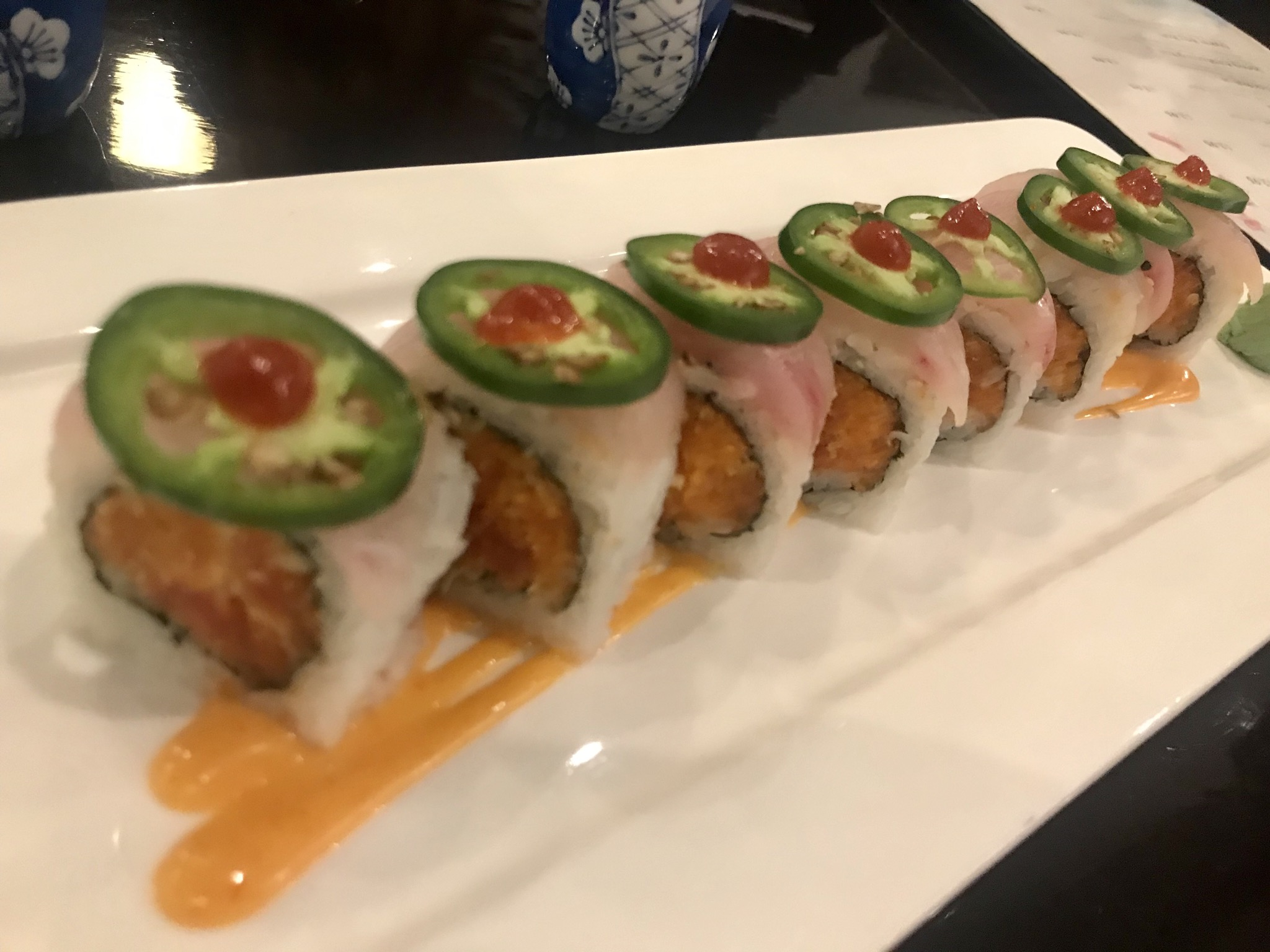 Nikko Sushi in Pasco - November 16 2018