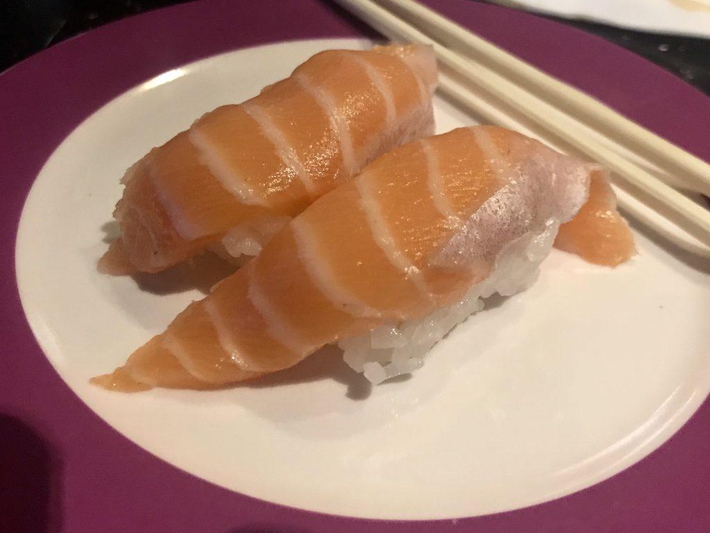 Sushi Maru in Spokane – December 1 2018