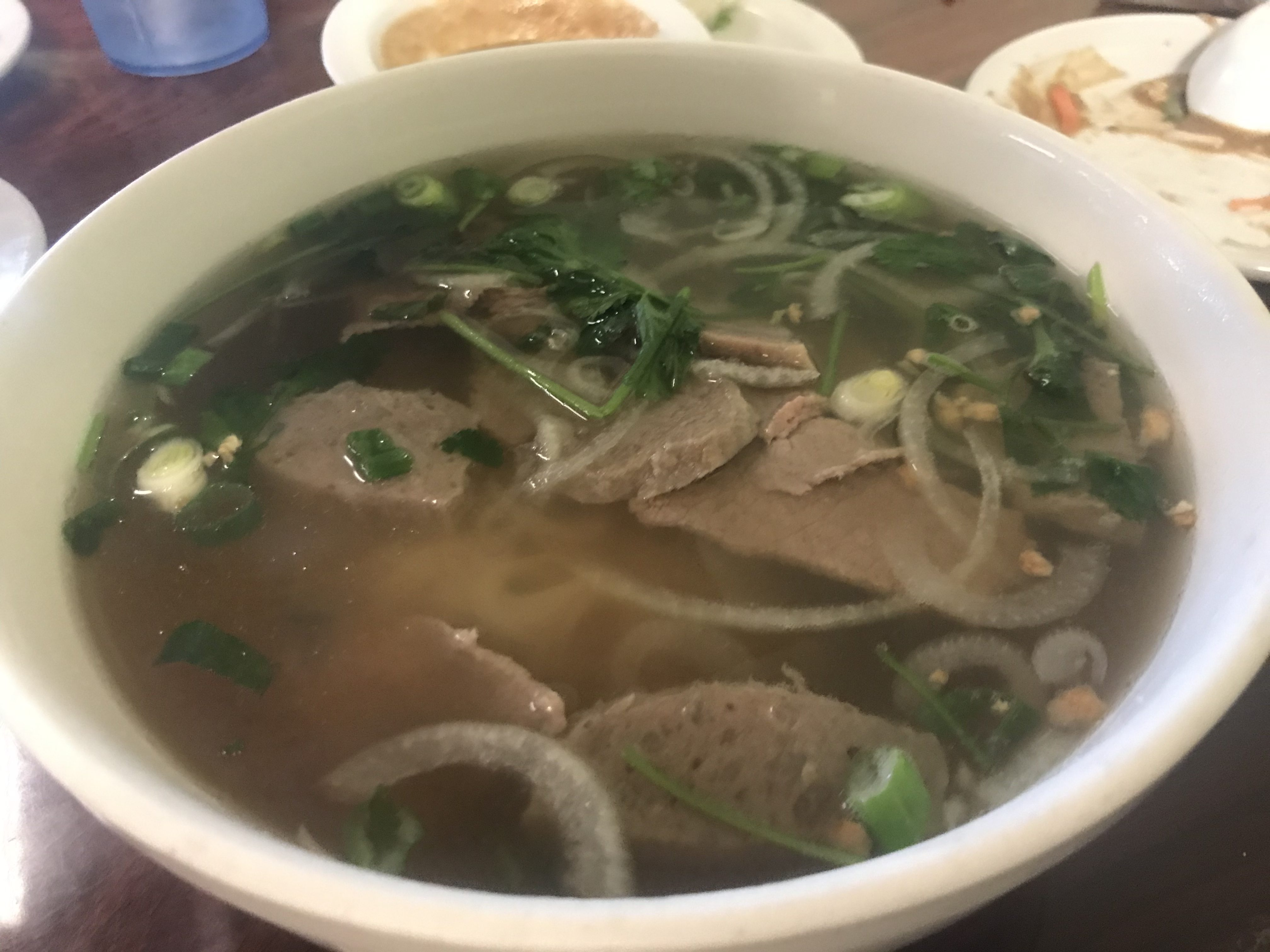 Beef Pho at Yummie Pho in Kennewick – January 11 2019