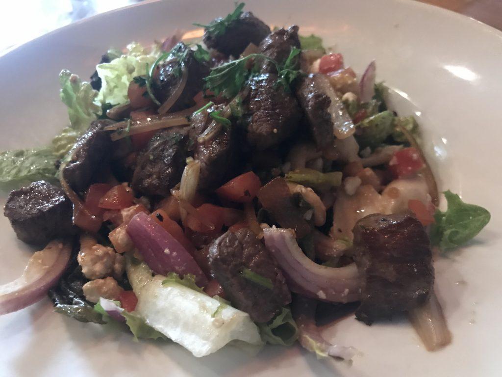 Salads at Twigs – November 29 2018