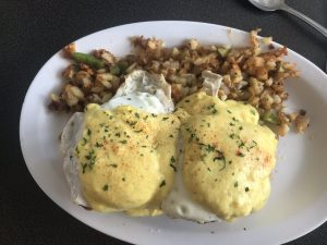 Breakfast at Just Joels in Kennewick - June 23 2019