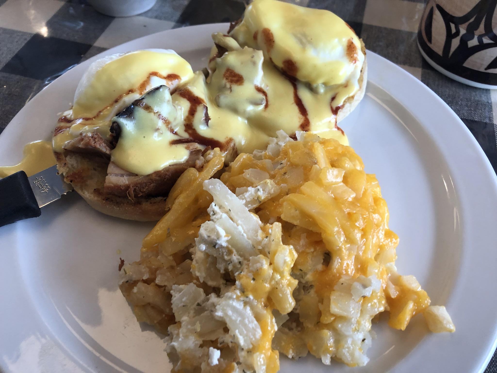 Breakfast at Hills Restaurant in Kennewick – March 9 2019
