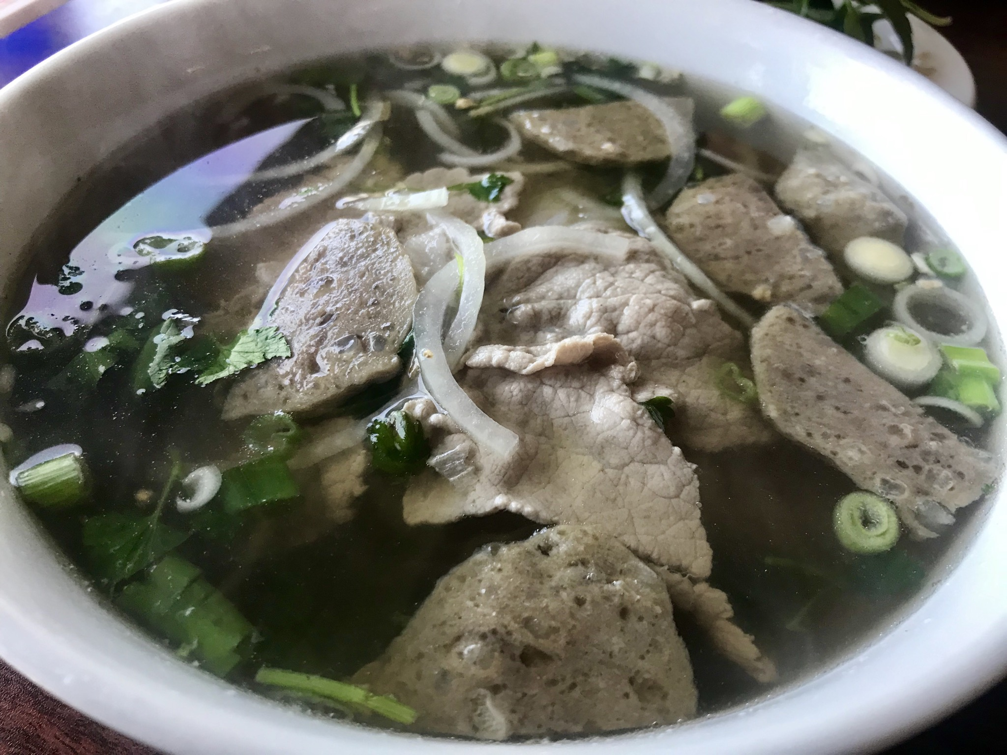 Veggie Rolls and Pho and Yummie Pho in Kennewick – June 4 2019