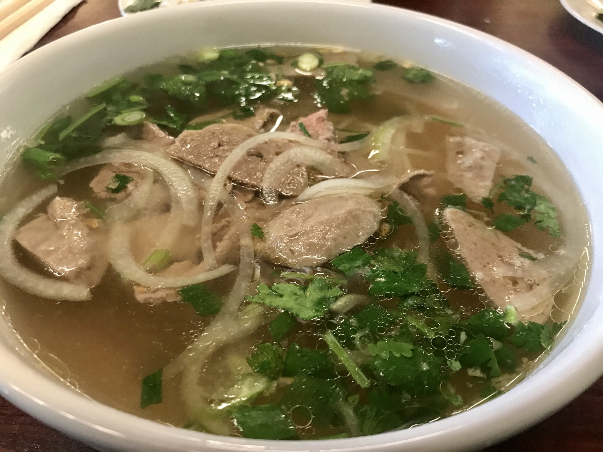 Lunch at Yummie Pho in Kennewick – December 27 2019