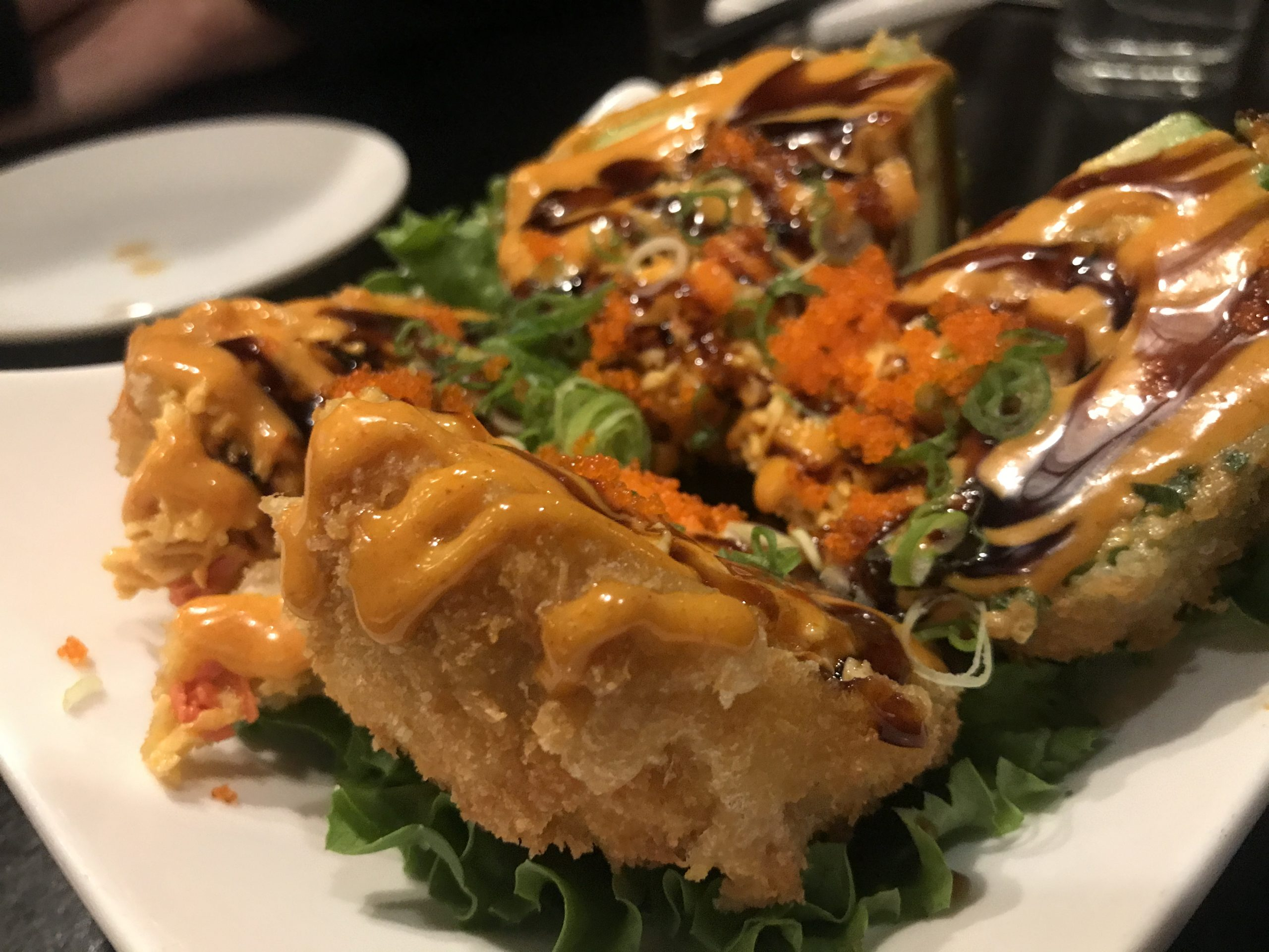 Dinner at Shiki Sushi in Kennewick – July 2 2019