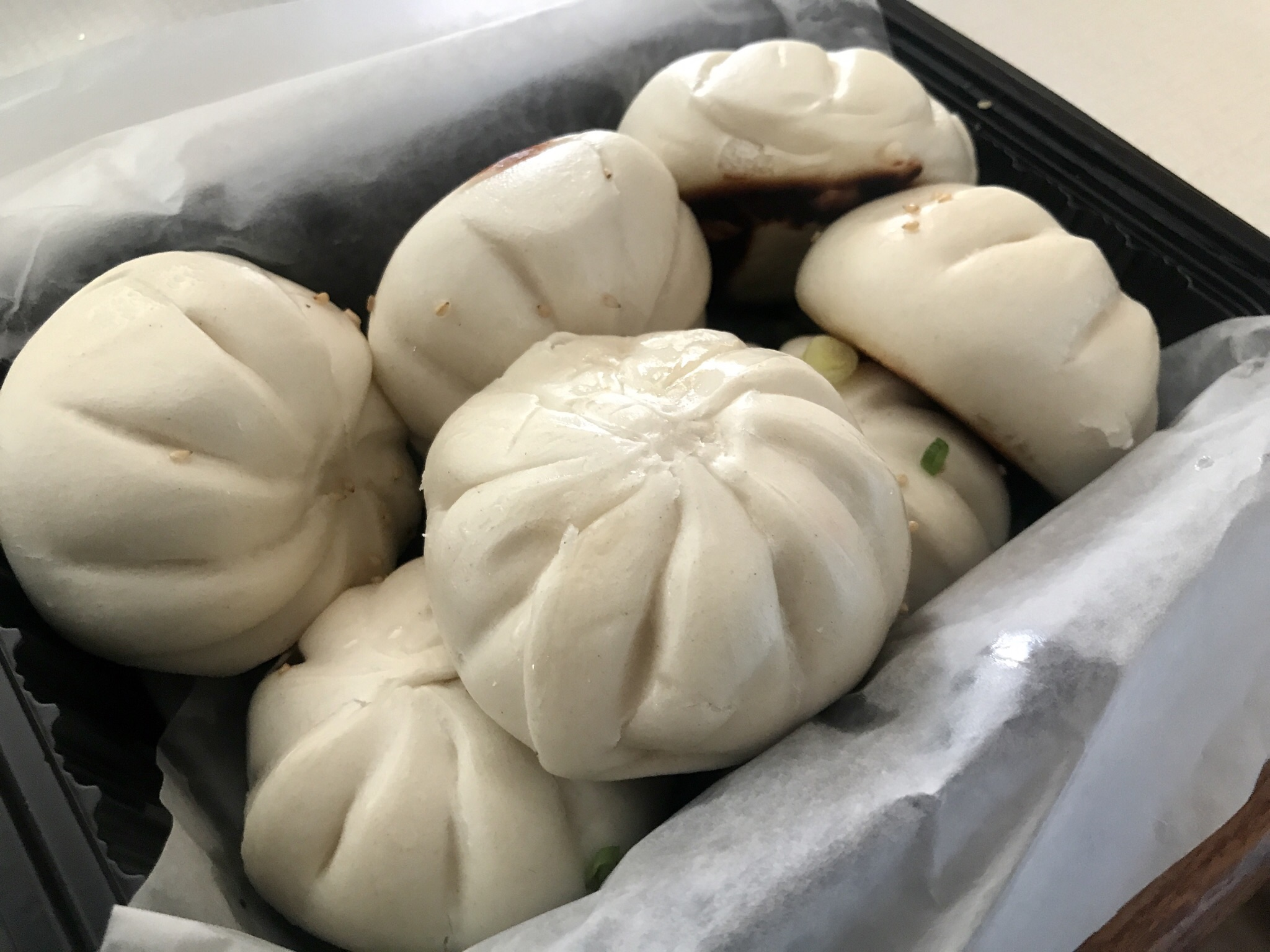 Dumplings at Hi Dumplings in Kennewick – August 10 2020