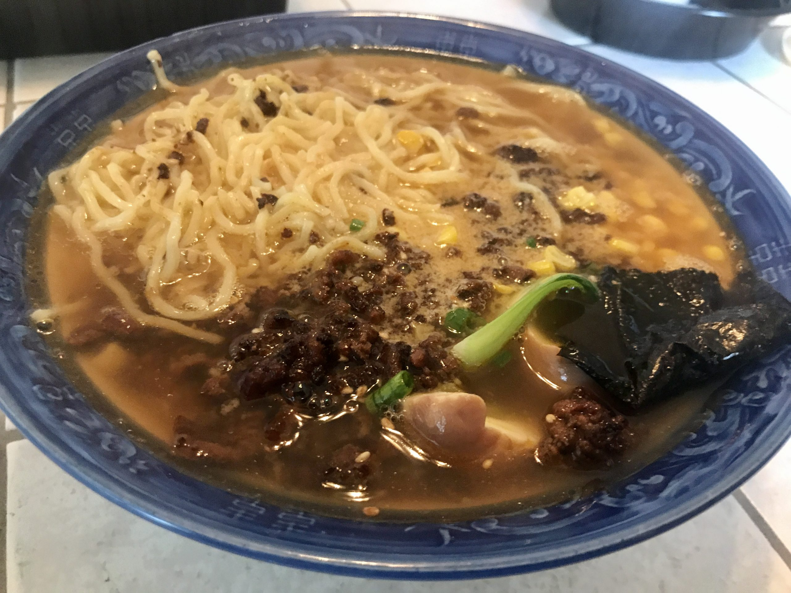 Ramen at Hi Dumplings in Kennewick – October 14 2020