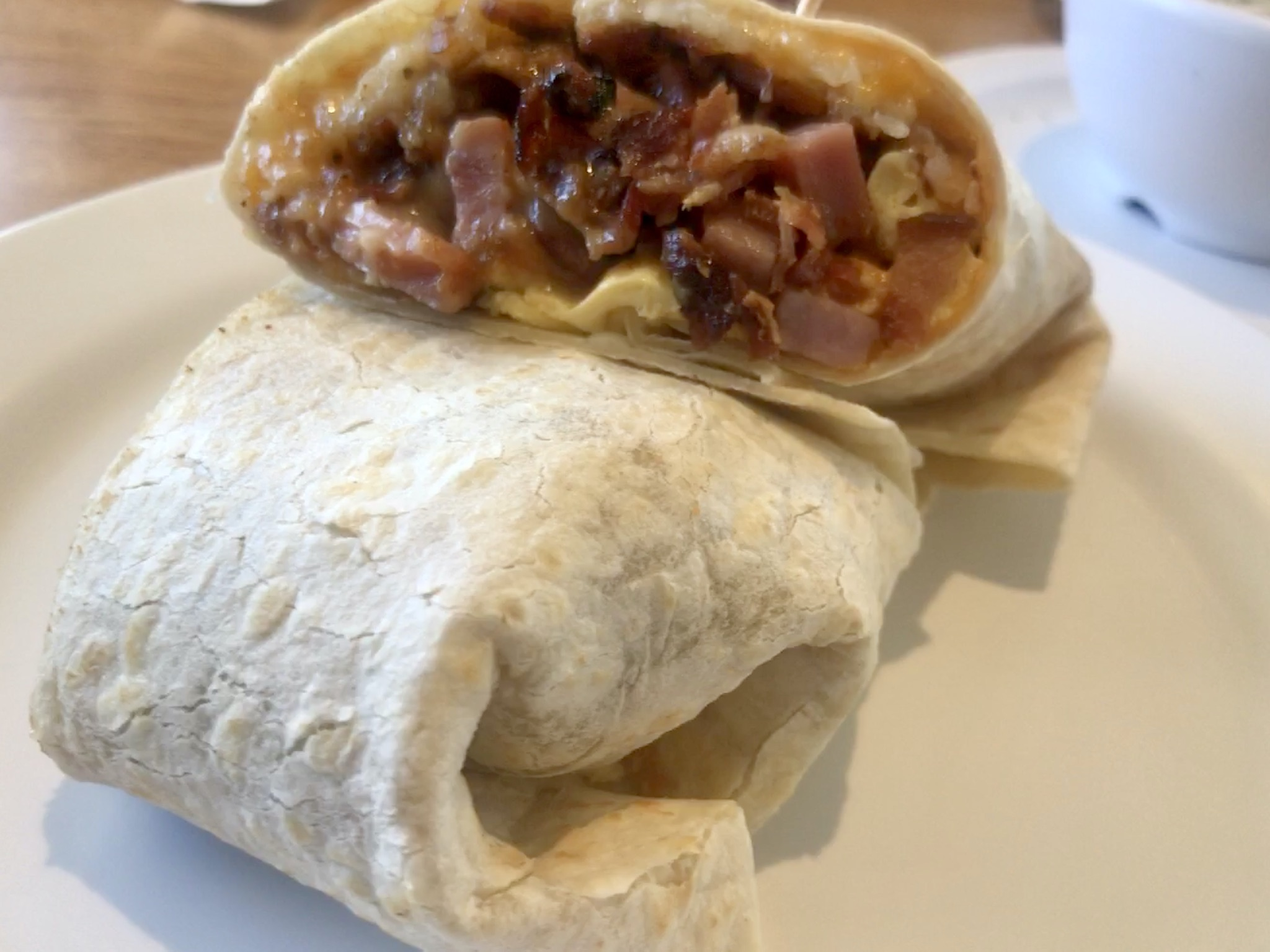 Breakfast Burritos at Just Joels in Kennewick – October 22 2020