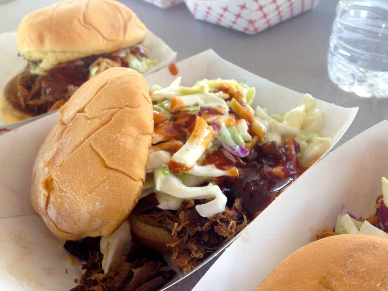 Damn Good BBQ at the Butchers Grill – November 22 2013