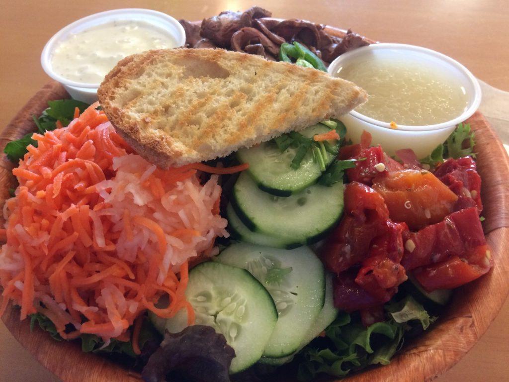 The Cobb Salad at Graze – March 27 2017