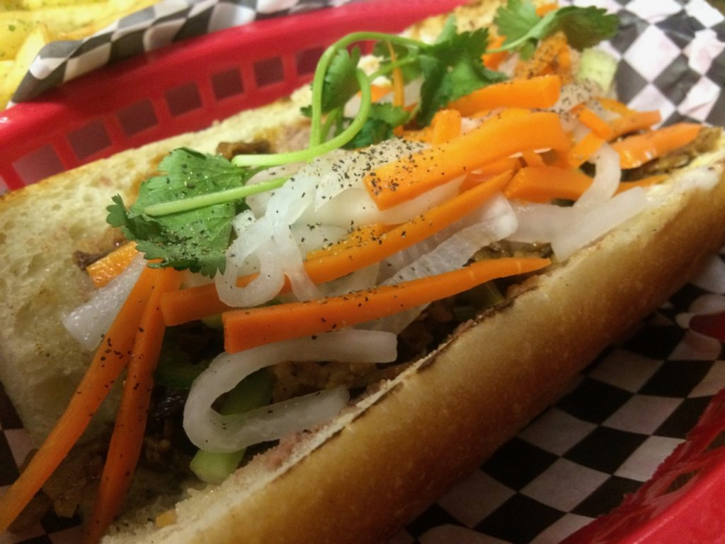 Bahn Mi at the Fresh Out of the Box – August 30 2017