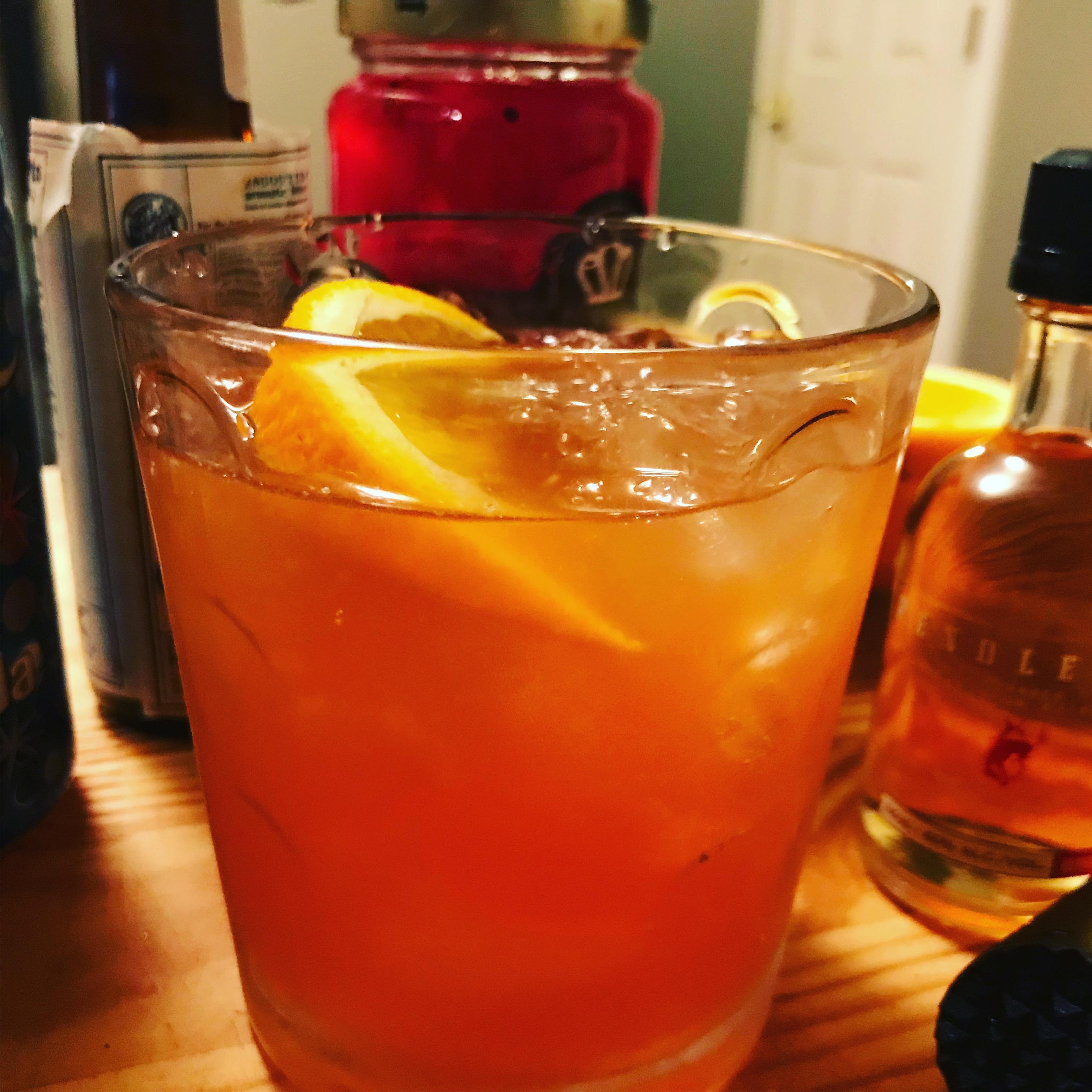 Pendleton Whiskey Old Fashioned – January 25 2018