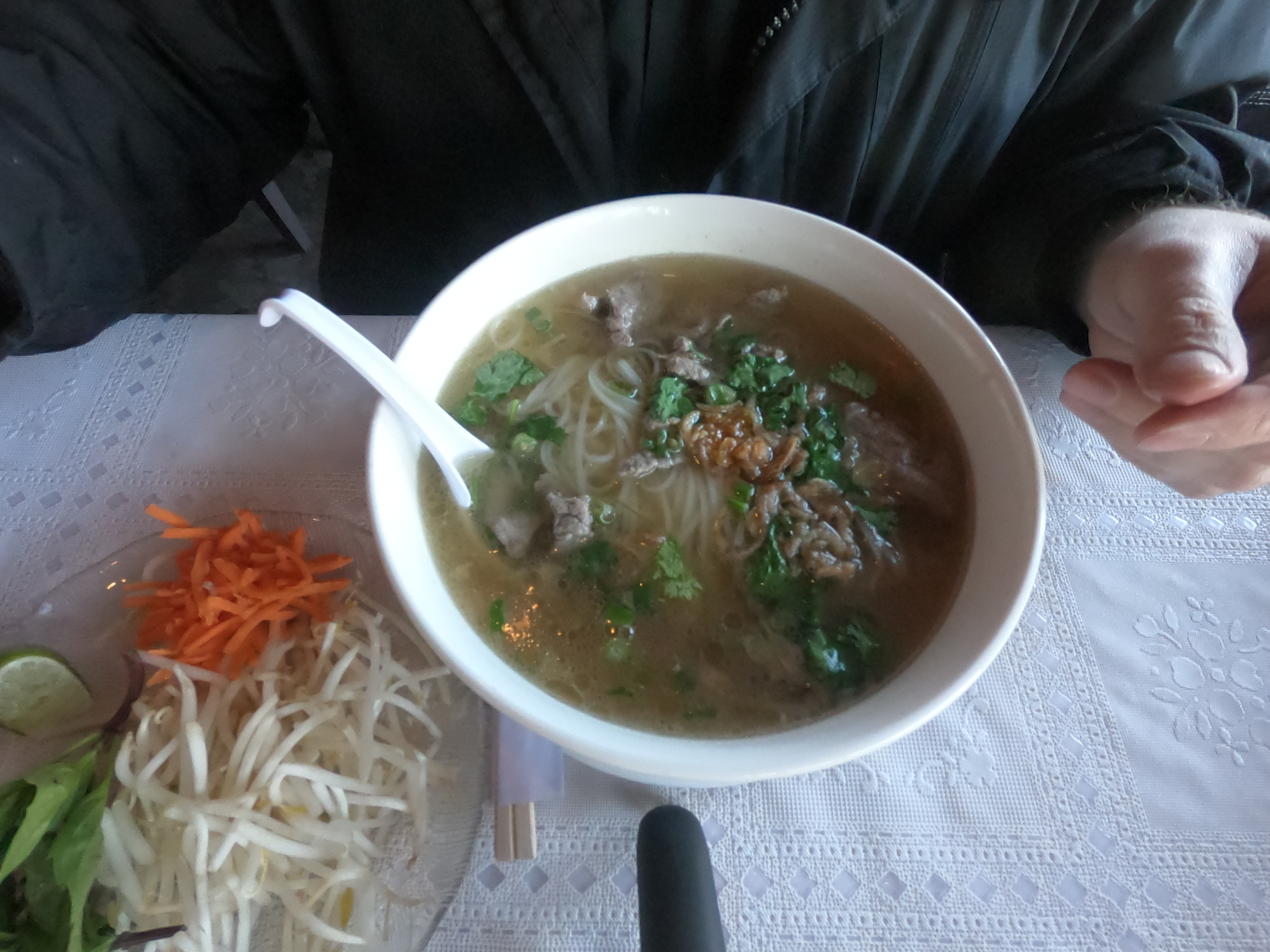 Beef Pho at Thai Elephant – February 17 2018