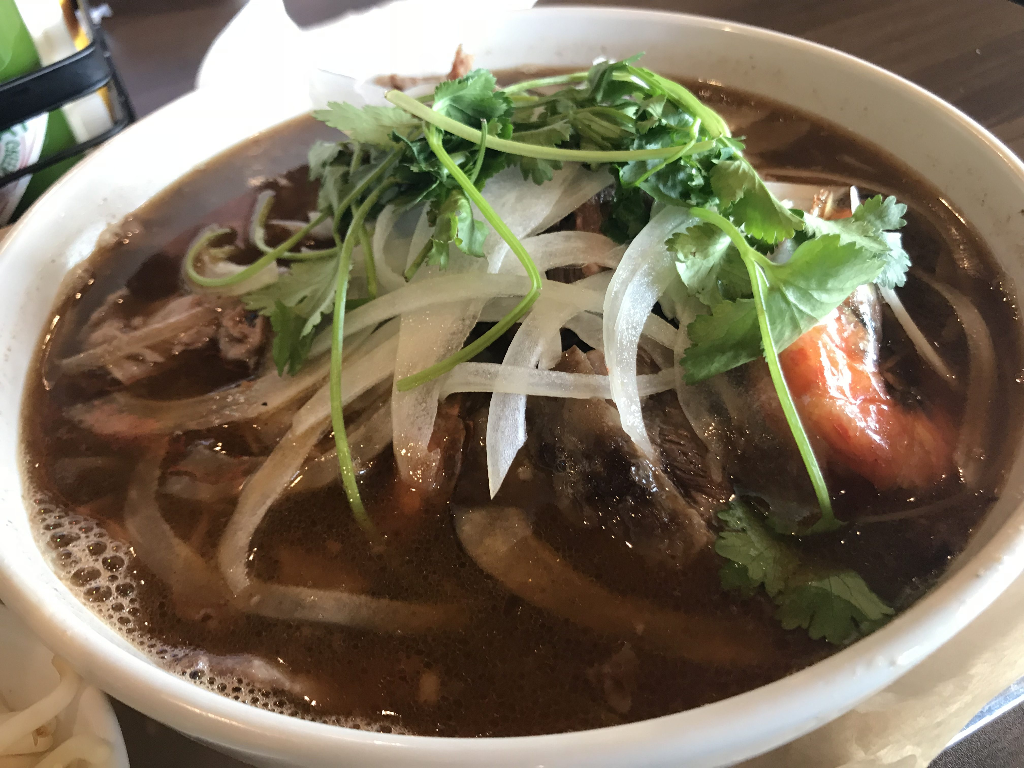 Beef Pho at The Edge Steakhouse & Lounge: Round 3 – March 27 2018