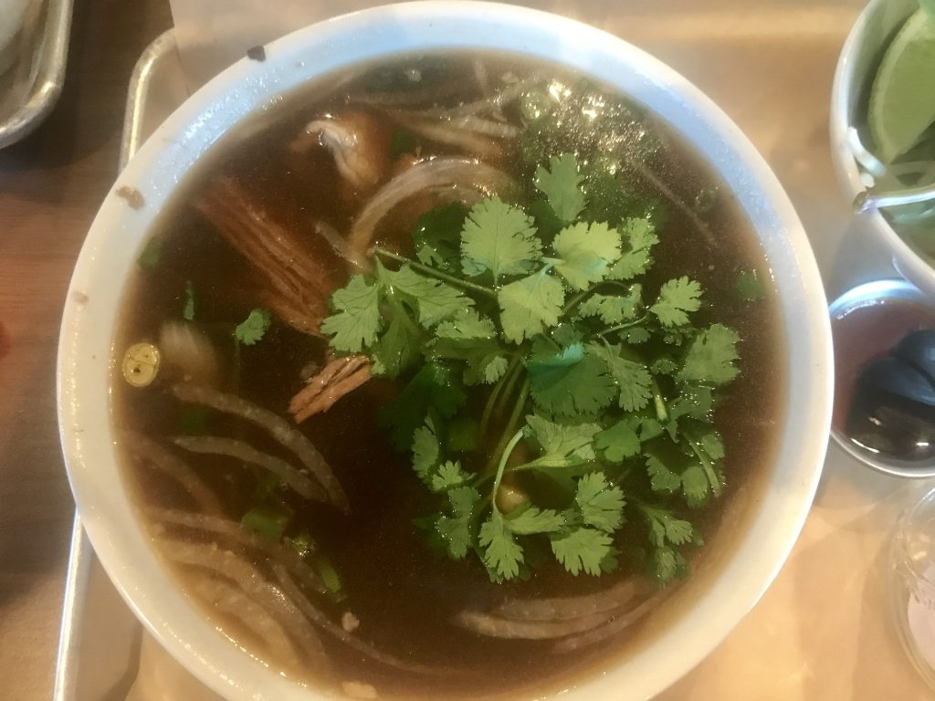 Revisiting The Pho at the Edge Steakhouse – July 27 2018