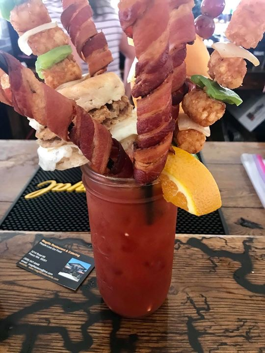 Kettle One Sponsored Bloody Mary Contest at the Benton Franklin County Fair - August 26 2018