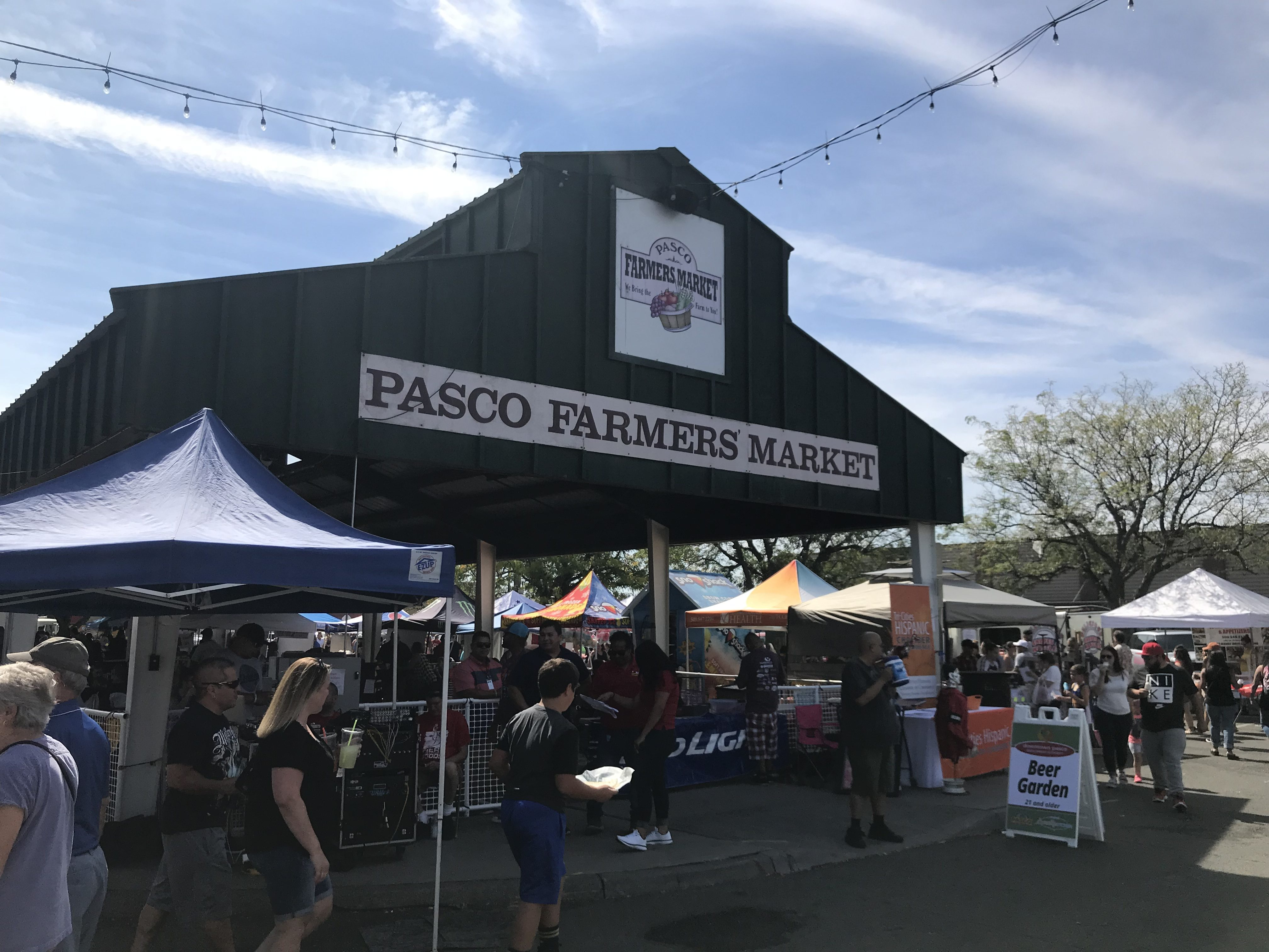 Fiery Food Festival 2018 in Pasco - September 8 2018