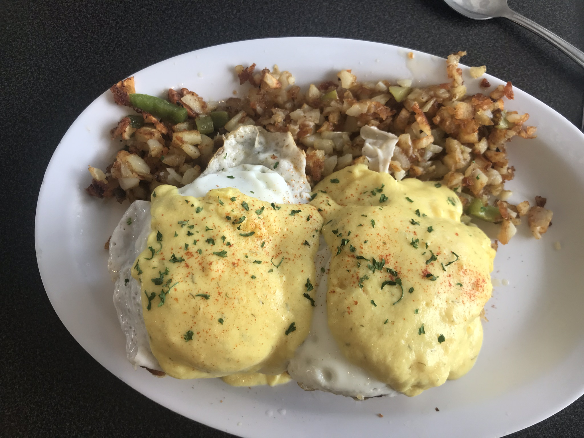 Breakfast at Just Joels in Kennewick – June 23 2019