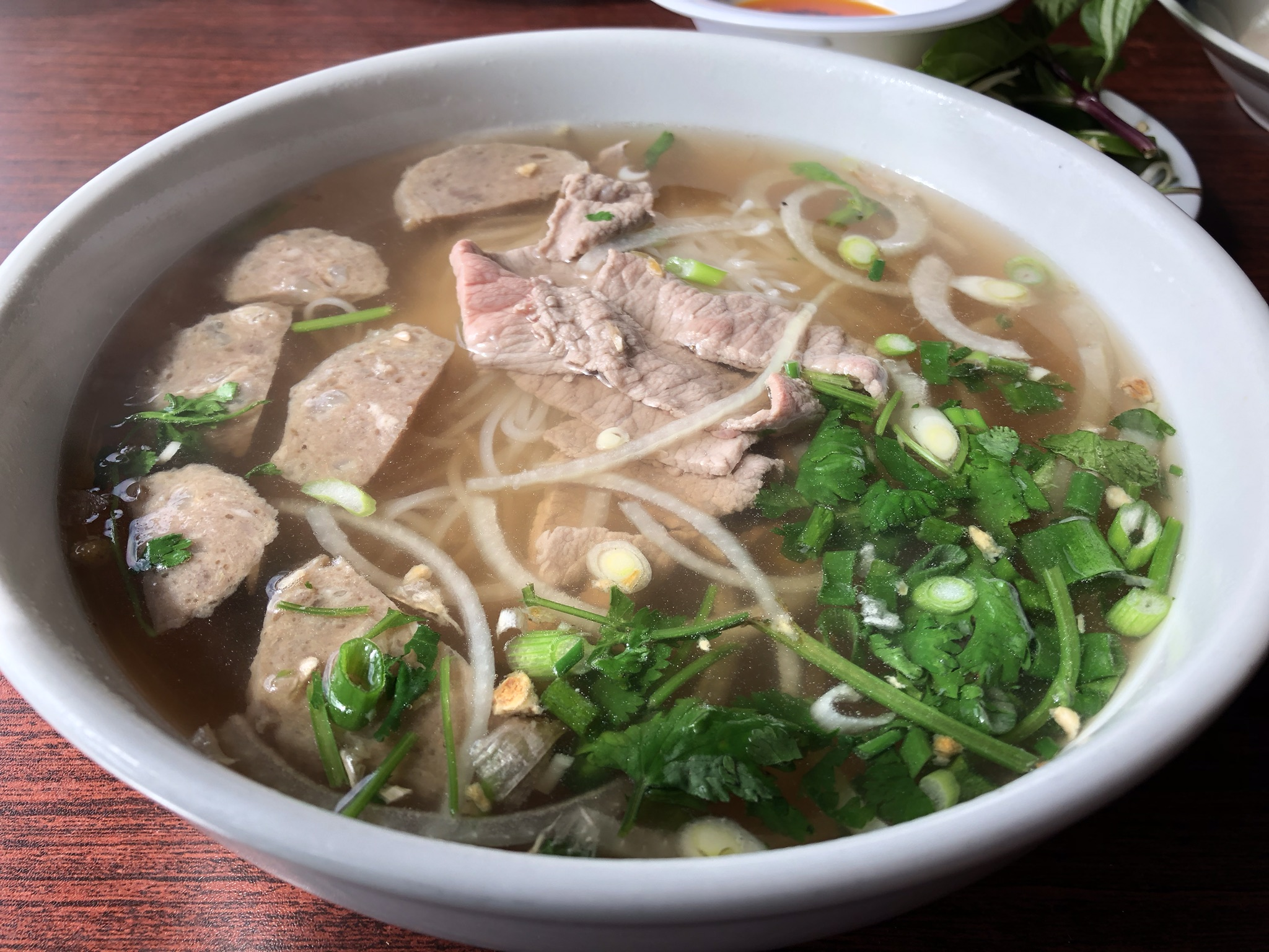 Beef Pho at Yummie Pho in Kennewick – April 28 2019