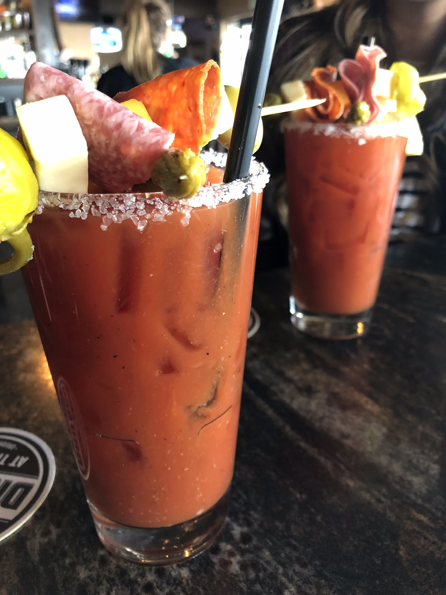 Bloody Marys at Amendment XXI – March 16 2019