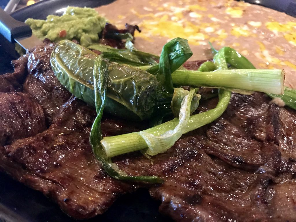 Dinner at Inca Restaurant in Kennewick – September 24 2020