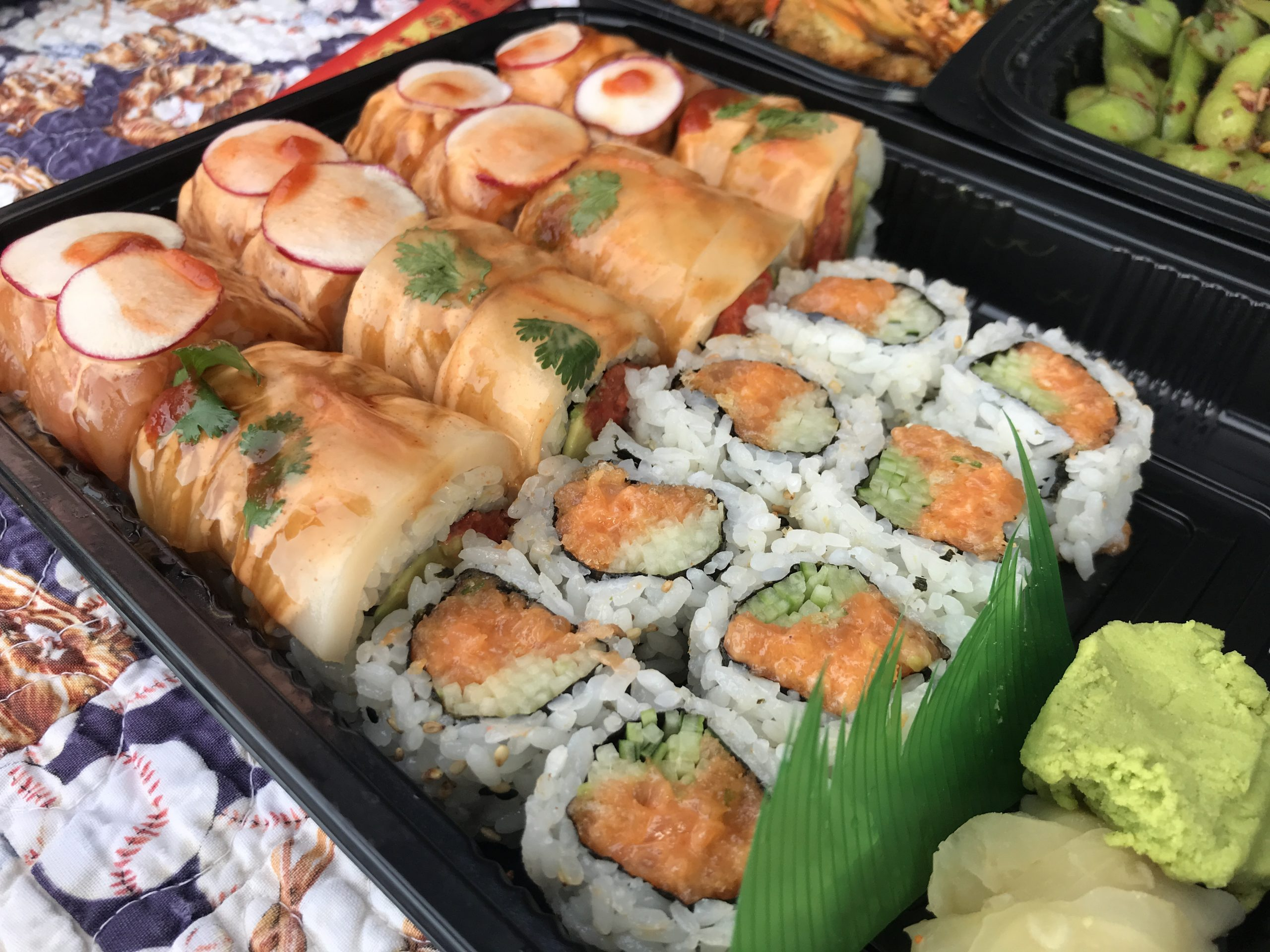 A Quick Date Night Sushi Run From Shiki Sushi in Kennewick – May 26 2020