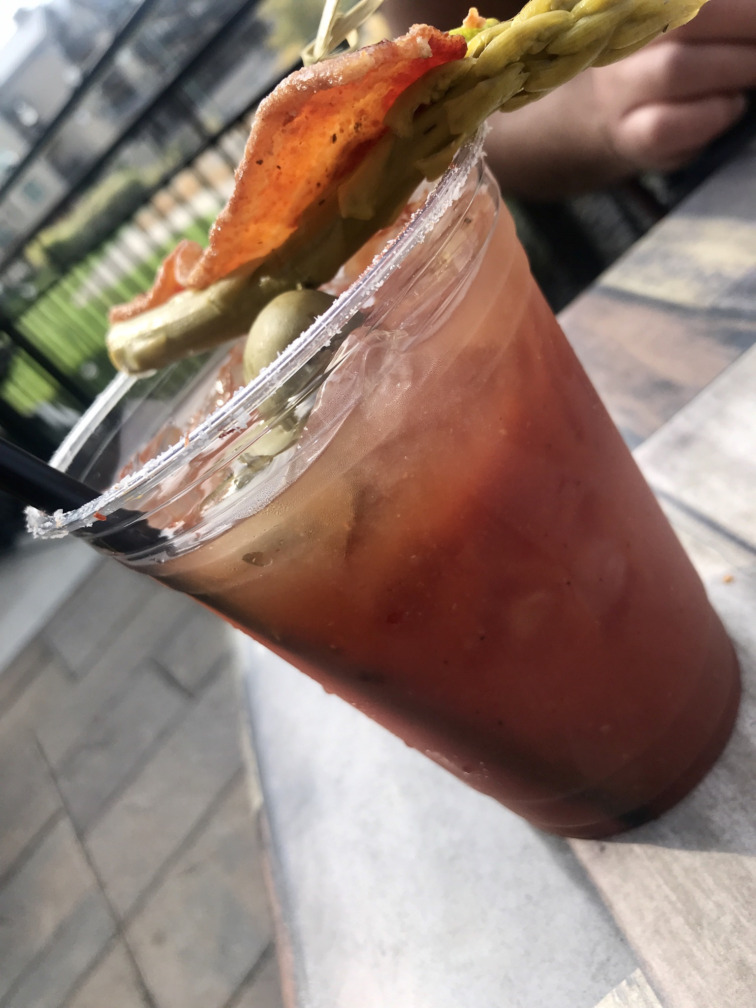 Bloody Marys For The Day After
